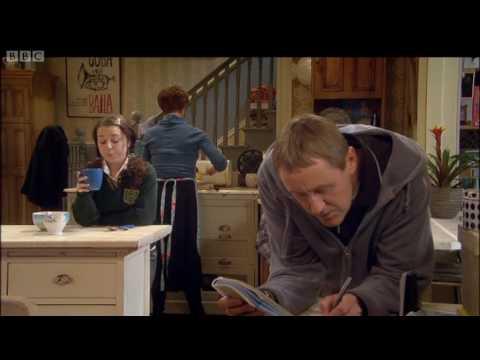 Breakfast banter - After You've Gone - BBC