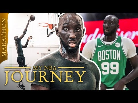"7'7"" Tacko Fall Stars In His Own REALITY SHOW! Full Season On His Struggles & How He Made The NBA 😱"