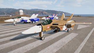 ArmA 3 - Macross/Robotech VF-1A MOD Dev. part 1