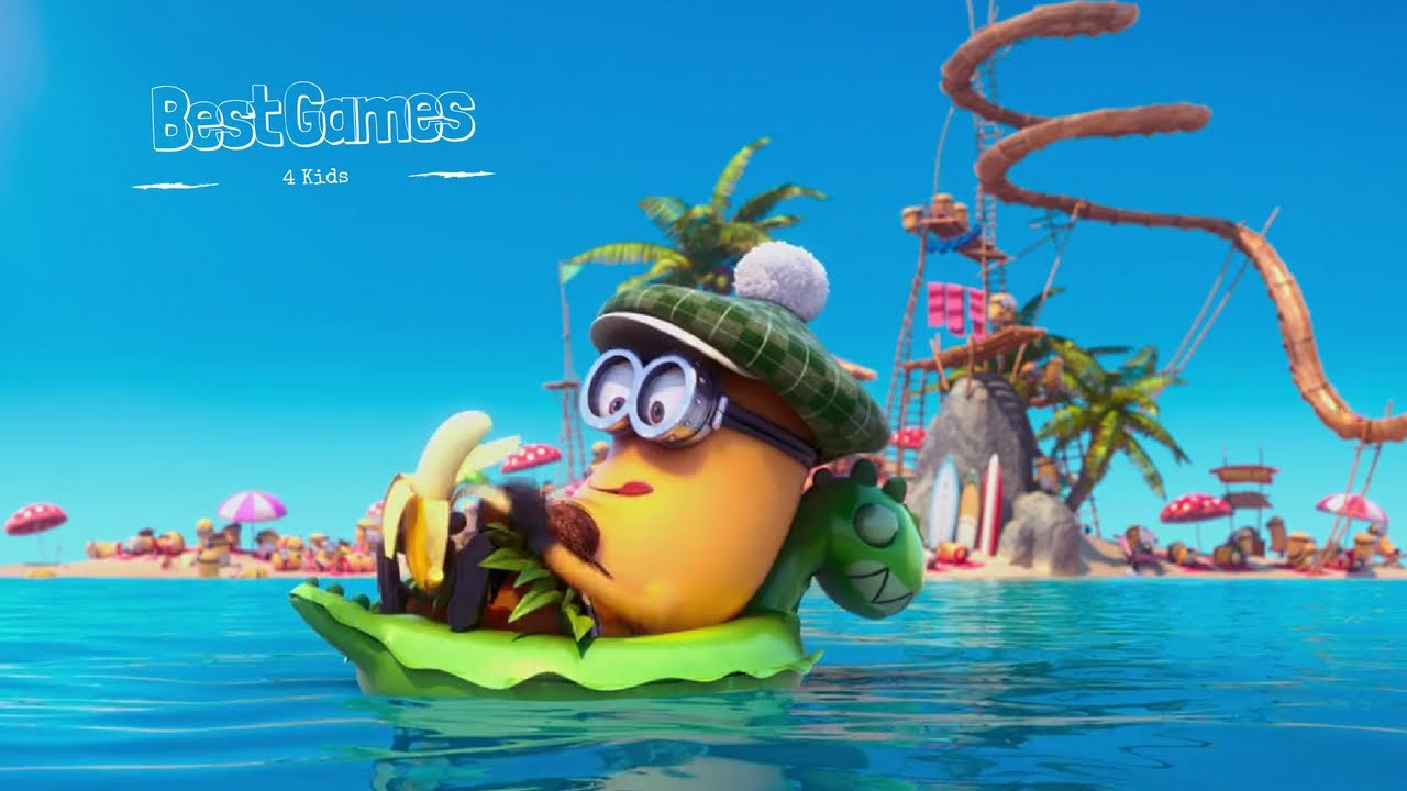 Deable Me Minion Rush The Beach Special Mission 7 By Loft You