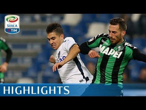 Sassuolo - Empoli - 3-0 - Highlights - Giornata 15 - Serie A TIM 2016/17