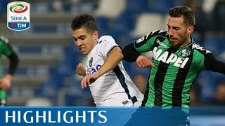 Video Gol Pertandingan Sassuolo vs Empoli