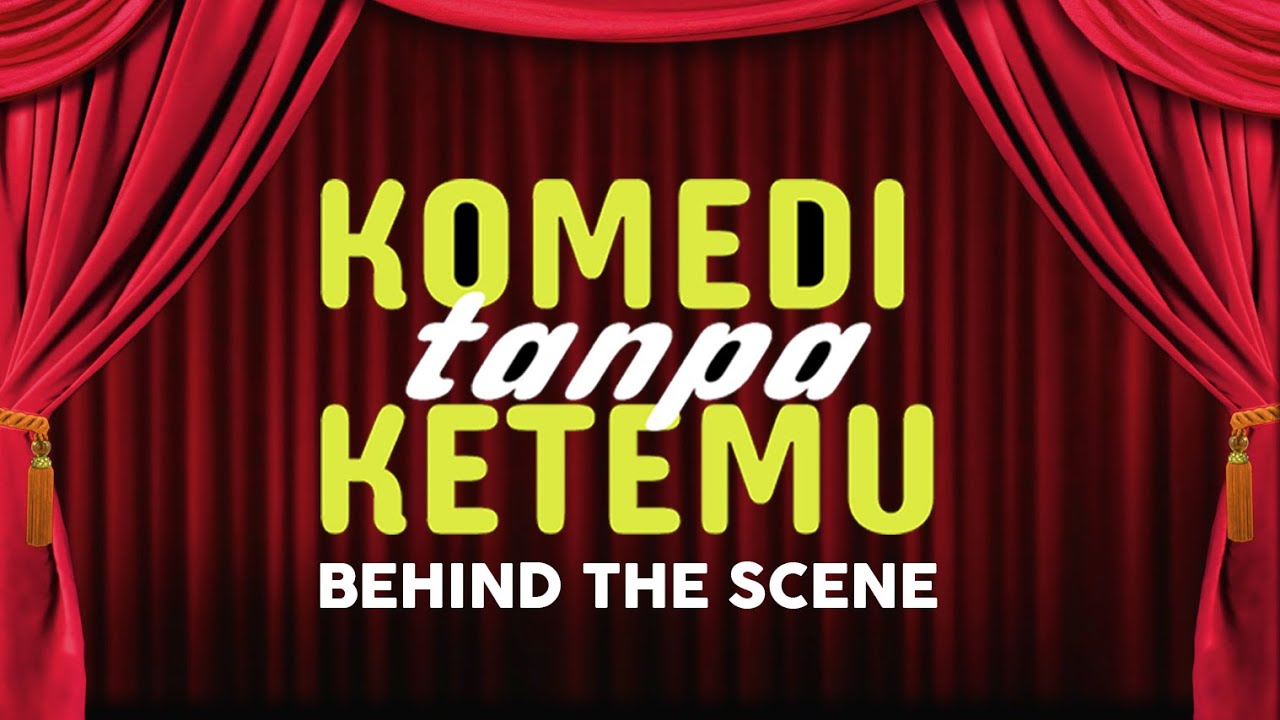 Stand Up Comedy Online (Behind The Scene)