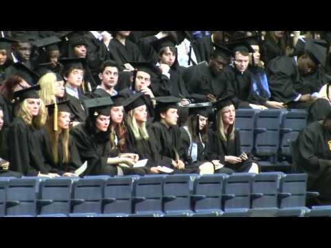 UConn Liberal Arts Commencement Sunday 6 May 2012