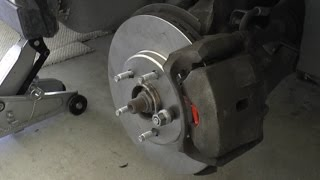 Front Disc Brake and Rotor Replacement - Chevy Malibu, Buick, GM