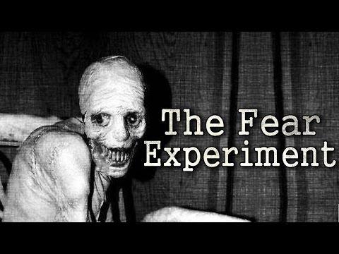 """The Fear Experiment"" Creepypasta"