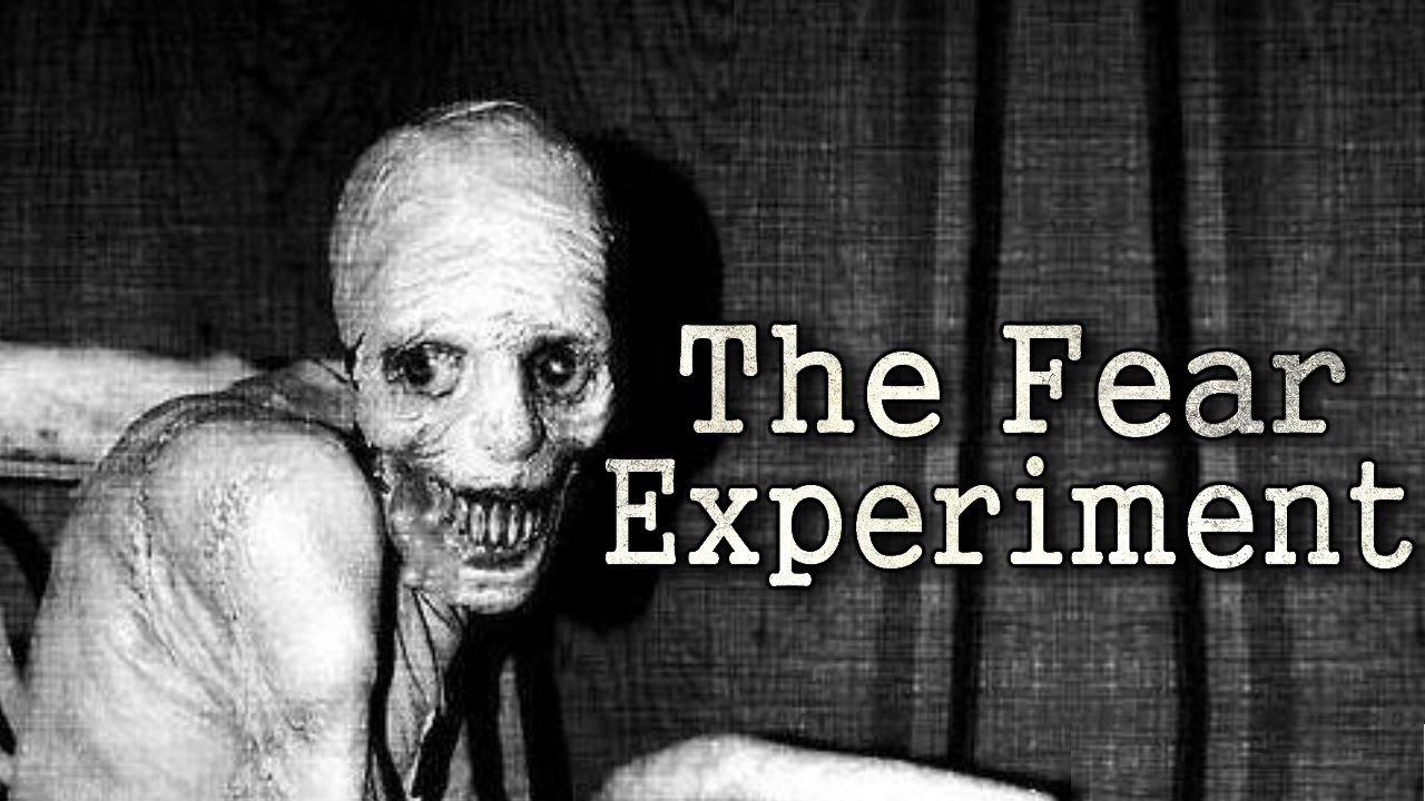 the fear experiment creepypasta youtube