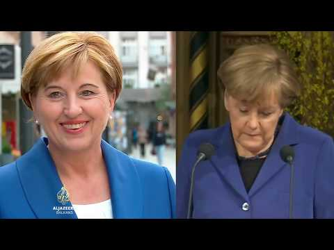 Ljudmila Novak - Angela Merkel slovenske desnice