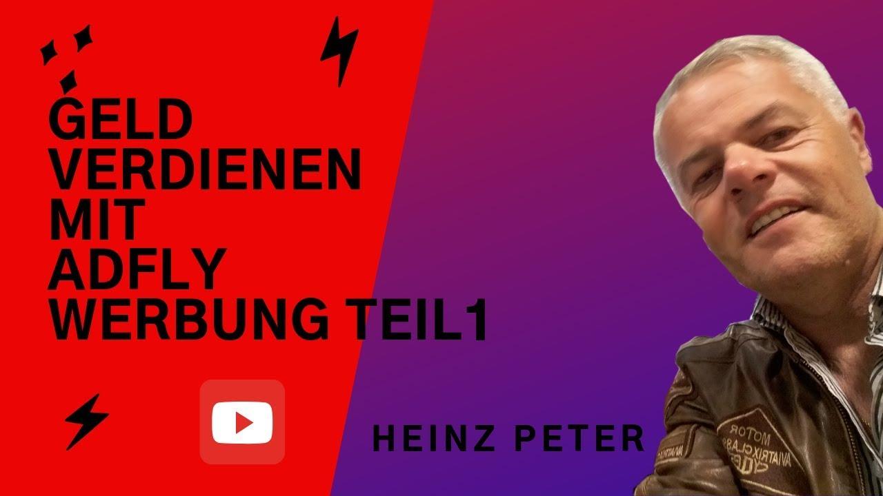 geld verdienen mit adfly werbung 2019 teil 1 - YouTube