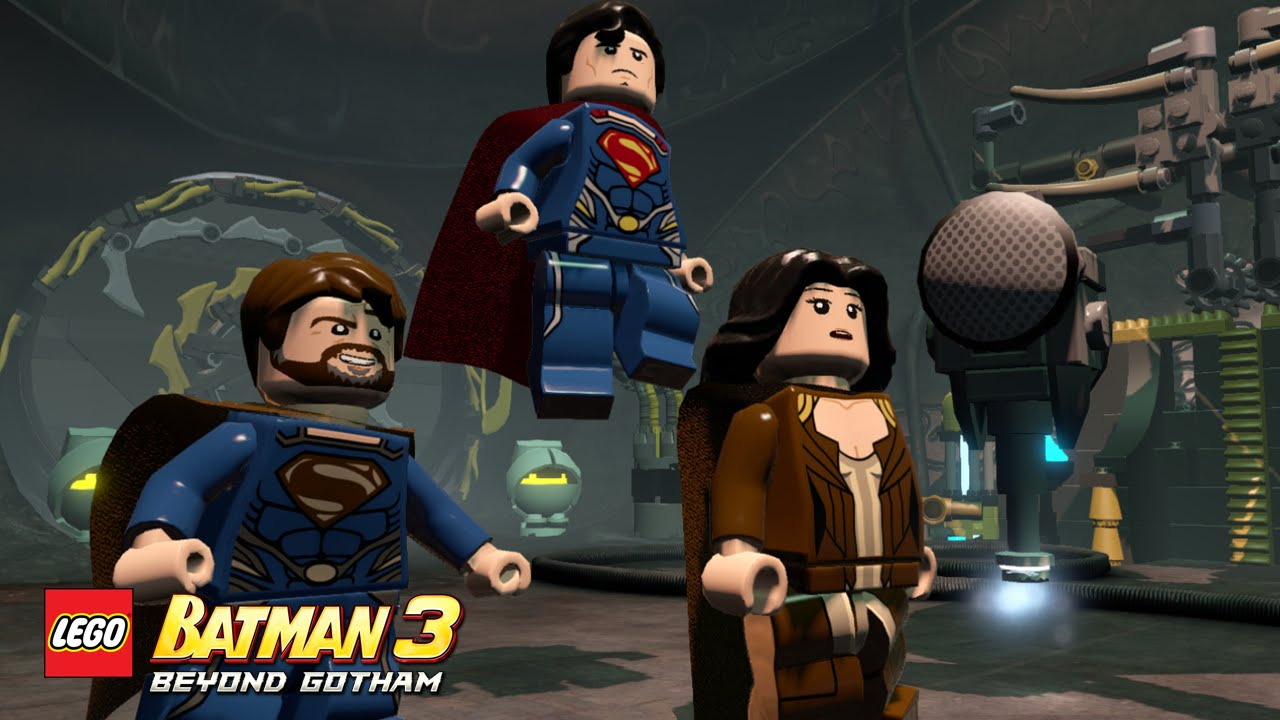 Lego batman 2 dc super heroes скачать торрент бесплатно » страница 2.