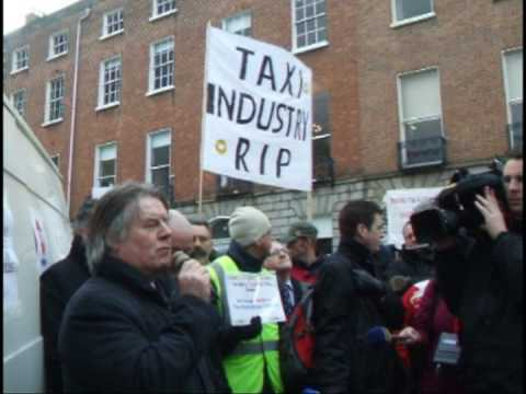 Taxi Protest