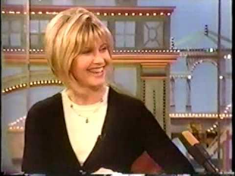 Olivia Newton John ~ The Rosie O'Donnell Show 2