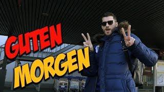 Guten Morgen! VLOG: «Зенит-Казань» отправился в Берлин!