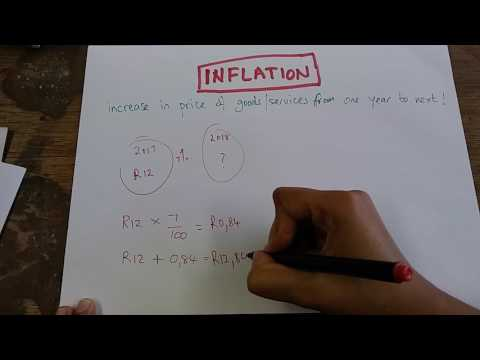 How To Calculate Inflation