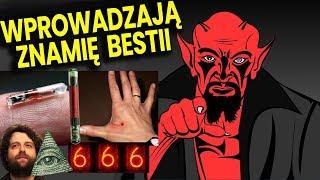Wprowadzają Znamię Bestii - Apokalipsa i Koniec Świata Już Blisko? - Plociuch Spiskowa Teoria Biblia