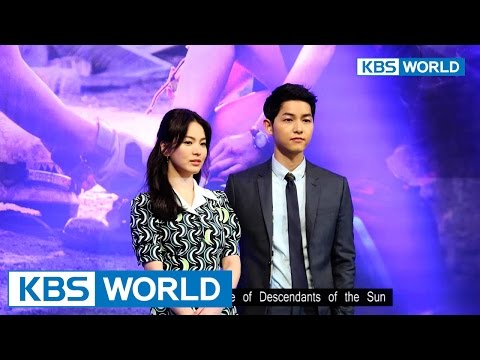 Premiere Press Conference of 'Descendants of the Sun'