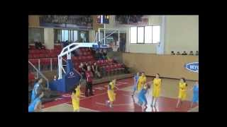 В Севастополе прошел турнир «Локо-Баскет» по баскетболу