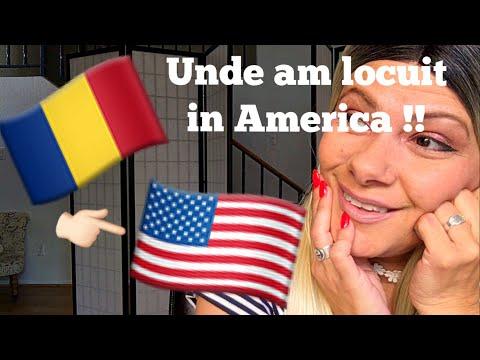 LOCURI ÎN CARE AM LOCUIT ÎN AMERICA