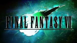 Final Fantasy VII Wallpaper Speedpaint