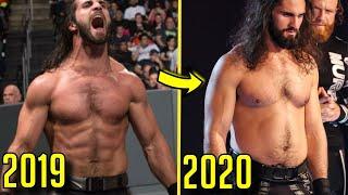 10 Wrestlers That RECENTLY Went Through A BODY TRANSFORMATION! - Seth Rollins HAS A DAD BOD?