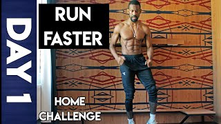 TOP 5 WAYS TO INCREASE YOUR SPEED AT HOME - GET FASTER - HOME SPEED TRAINING