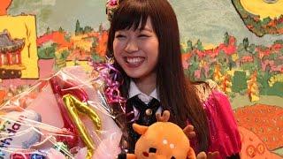 平成26年9月26日号。NMB48の「みるきー」こと渡辺美優紀さんの観光大使委嘱式の様子を取材しました。動画の最後には渡辺さんが再び登場しますので、ぜひ最後まで ...