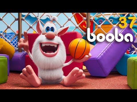 Booba - Playtime 🏀 New Episode 37 🎯 Funny Cartoons For Kids 🏐 Kedoo ToonsTV