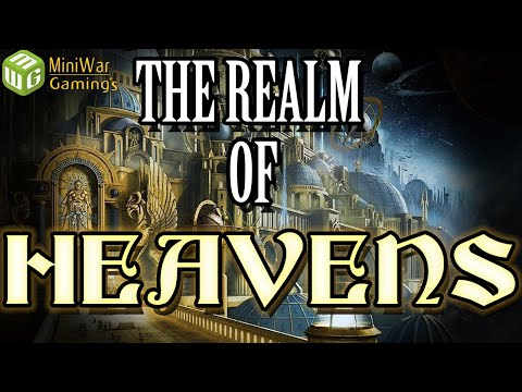The Realm of Heavens (Azyr) - Travelling Through the Realms Ep 8