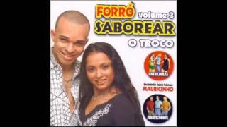 vuclip CD Forró Saborear (O Troco) - Vol. 3, 2003