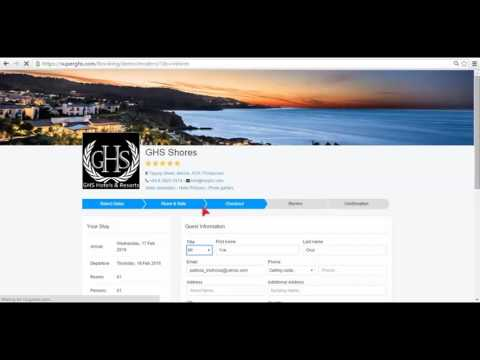 iBooking Two-minute Reservation
