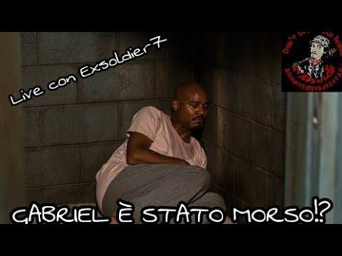 GABRIEL È STATO MORSO!?