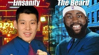 Jeremy Lin & James Harden: Rush Hour 4 - Fung Bros.