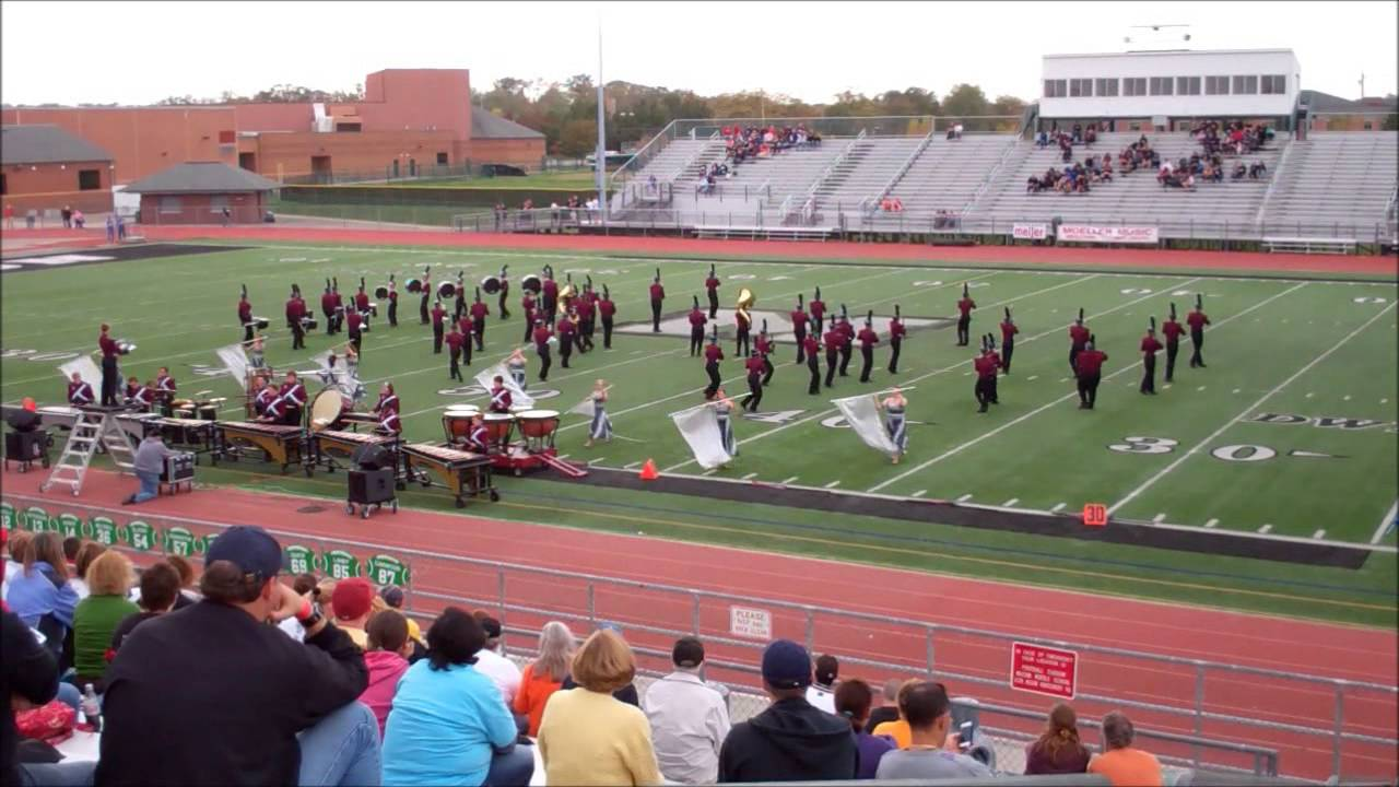 ballard high school marching band - constellations - youtube