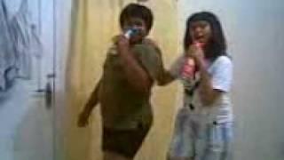 Dewi-dewi feat. Mulan Jameela - Sakit Minta Ampun (cover by Regina & Bowo)