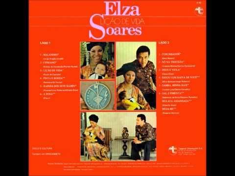 Elza Soares - Lição de Vida [1976]   Álbum completo