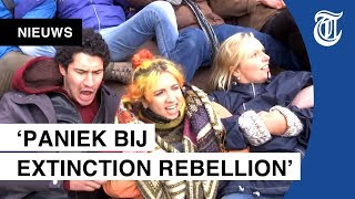 'Extinction Rebellion betaalt demonstranten'
