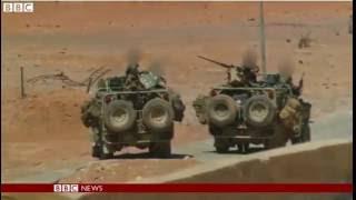 بالفيديو.. قوات عسكرية بريطانية في سوريا !