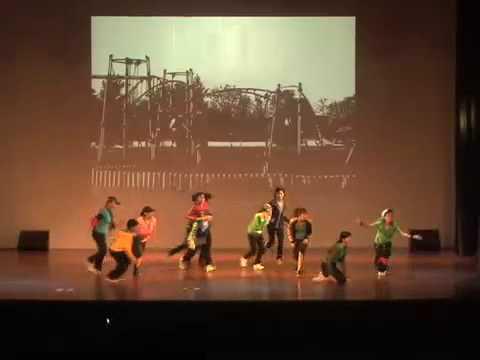 Zero Gravity Streetdance Theatre: The Jet Song