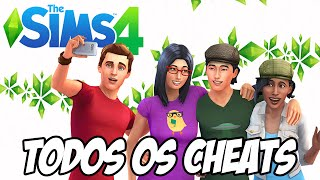 The Sims 4 - Todos os Cheats