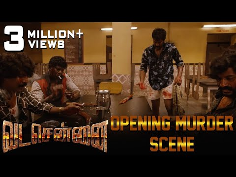 VadaChennai - Movie Scenes
