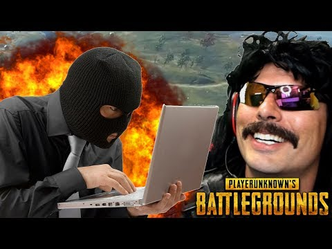 Doc meets Hacker and Funny Moments on PUBG!