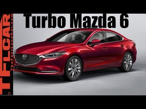 inside the cool 2018 mazda 6 turbo engine and how it works youtube. Black Bedroom Furniture Sets. Home Design Ideas