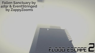 Roblox | FE2 Map Test | Fallen Sanctuary [Crazy]
