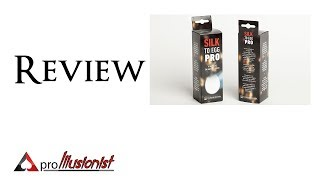 Silk to Egg Pro - Joao Miranda - Review