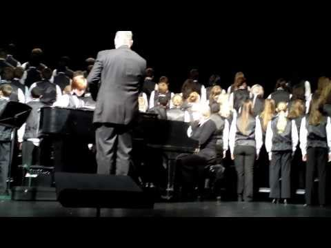 SMS South Singers: Whistle 'Neath the Mistletoe