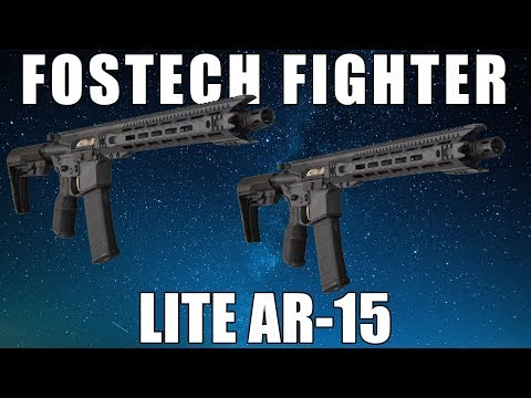 The New Fostech AR-15 Rifle - Includes A Fun Switch From The