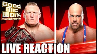WWE RAW March 18, 2019 LIVE REACTION