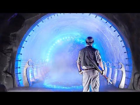 Poseidon's Fury Full Show POV (Incredible Theme Park Attraction) Universal Studios