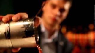 Denis Millionov at City Space bar. Masterclass 2011.
