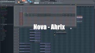 Free Flp Nova Ahrix FL Studio Remake Tutorial.mp3